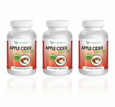 Doctor Recommended 1500 mg Organic Apple Cider Vinegar Capsules - Detox and C...