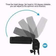 Mini Aquarium Cooling Fan Triple Heads Fish Tank Adjustable Water Cooler Adapter