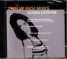 Gloria Estefan  Twelve Inch Mixes  (IMPORT UK)   BRAND  NEW SEALED  CD