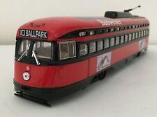 Corgi US55022 PCC Street Car - Budweiser  1:50 NIB!!  ** RARE!! **