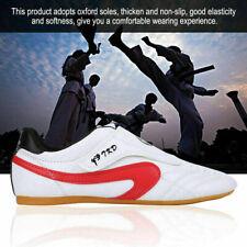 Unisex Adults Kid Kickboxing Taekwondo Shoes Kung Fu Sneakers Tai Chi Footwear S