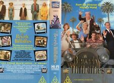 THE BEVERLY HILLBILLIES - VHS - PAL - NEW - Never played! - Original Oz release