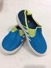 Orig. Adidas Baby Kinder Sport Turn Schuhe Slipper Sneaker Gr. 26 NEU