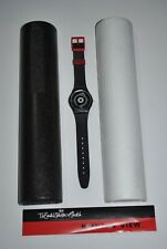 1995 Swatch watch GZ146 POINT OF VIEW SPECIAL PACKAGING CLUB 95