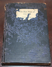The Best Plays of 1942-43 & The Year Book Of The Drama In America - Burns Mantle
