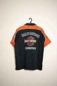 Harley Davidson Vintage S/S Shirt Size L