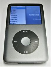 Apple iPod Classic Black 160Gb Mp3 Player - For Parts or Repair