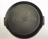 TOKINA Front Lens Cap 52mm made in JAPAN Snap On Type for 28mm f2.8