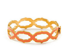 Spartina Jewelry Coral Bangle Bracelet Cut Cartouche 807574 NWT R$45.00