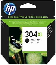 HP 304xl Black Original Ink Cartridge N9K08AE