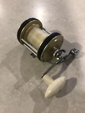 Vintage POLICANSKY Monitor NO 2 overhead Fishing REEL Hard to find Exc Cond