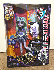 2013 Monster High 13 Wishes - Twyla - BRAND NEW, Excellent Condition