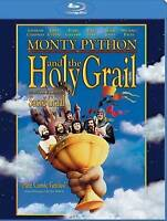 Monty Python and the Holy Grail (Blu ray Bilingual) Free Shipping In Canada
