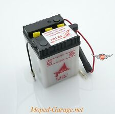 Honda MT MB 50 80 MT MB 5 8 Batterie 6 Volt Mokick Neu *
