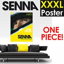 AYRTON SENNA IL movie poster art print MIGLIORE su EBAY