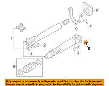 CV Axle Shaft-Drive Axle Front-Left//Right Cardone fits 16-17 Nissan Titan XD