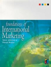 Foundations of International Marketing by Beaton, Harold Paperback Book The