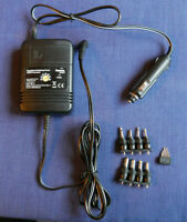 Netzgerät KFZ Hama 00046514 + 8 Adapter
