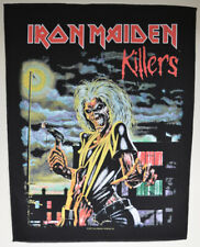 IRON MAIDEN - Killers - 30,2 cm x 36,4 cm - Backpatch - 165624