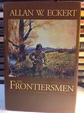 The Frontiersmen Allan W. Eckert Signed 2001 Edition