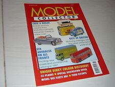 Model Collector Magazine 1:43 1:50 March 1997 Corgi Dinky EFE Herpa CIJ Planes