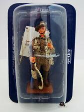Figurine Collection Del Prado soldat plomb Sergent Australien en Europe 1918