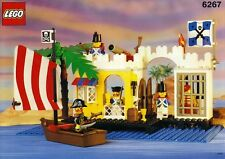LEGO Pirates Lagoon Lock-Up (6267) (Vintage)