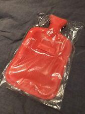 Supreme Hot Water Bottle Red FW16 box logo
