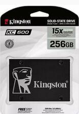 SSD 256Go disque dur interne Kingston KC600