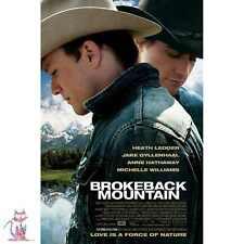 Brokeback Mountain Huge Poster Print   #13642