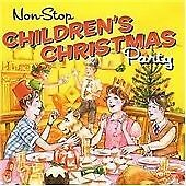 Non-Stop Children's Christmas Party, Various Artists, Very Good CD