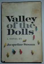 Valley of the Dolls A Novel by Jacqueline Susann First Edition/Printig Hcdj 1966