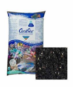 Caribsea AragAlive Hawaiian Black Sand 9.1kg Carib Sea