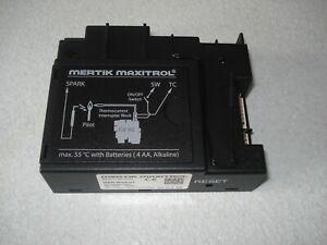 Mertik Maxitrol Remote Control Receiver G6R-R4AUT
