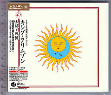 King Crimson_ Larks' Tongues in Aspic-40th Anniversary Series [DVD Audio + HQCD]