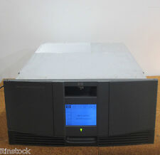 HP Storageworks MSL5026 S2 Backup Tape Library 2 x Drives C7369-00830 & SDLT320