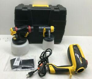 WAGNER FLEXiO HVLP Handheld Paint Sprayer Spray Gun 0529121, GD