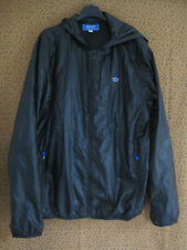 Veste Adidas capuche Originals Coupe vent style nylon Homme Jacket Vintage - L