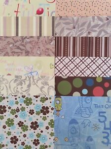 """12 x Mostly Masculine 6""""x 6"""" Papers  For Cardmaking"""