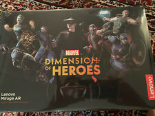 Lenovo MARVEL AR Dimension of Heroes Kit  NEW (Andriod, IOS) Augmented Reality