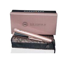 H2D HAIR2DAY Linear 11 Rose Gold Edition Hair Straightener 230ºC Flat Iron