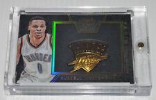 Russell Westbrook Oklahoma City Thunder Basketball Trading Cards