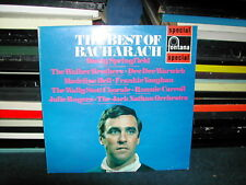 Best of Burt Bacharach compilation LP 1968
