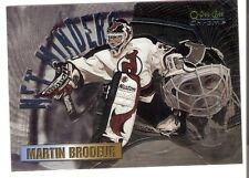MARTIN BRODEUR NET MINDERS 1998-99 TOPPS O-PEE-CHEE CHROME 2 NEW JERSEY DEVILS