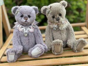 Charlie Bears Ophelia & Desdemona