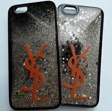 Liquid Glitter Apple iPhone Hard Plastic Case Cover for iPhone 6Plus