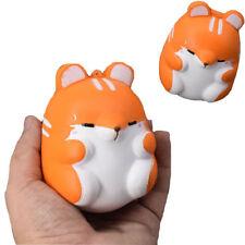 Muñeco hamster para aliviar ansiedad anti estres para niños o adultos squishy