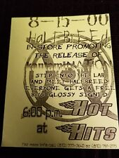 Halfbreed - Hot Hits Flyer house of krazees twiztid the r.o.c. Skrapz virus indy