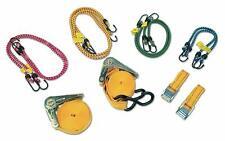 Set de Cuerdas Elásticas y Bandas Fijación Mannesmann M00500 - 13 Piezas