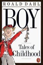 Boy: Tales of Childhood (Popular Penguins) by Dahl, Roald